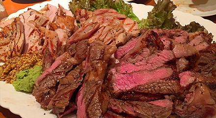 肉バルNico パティオ 店舗写真